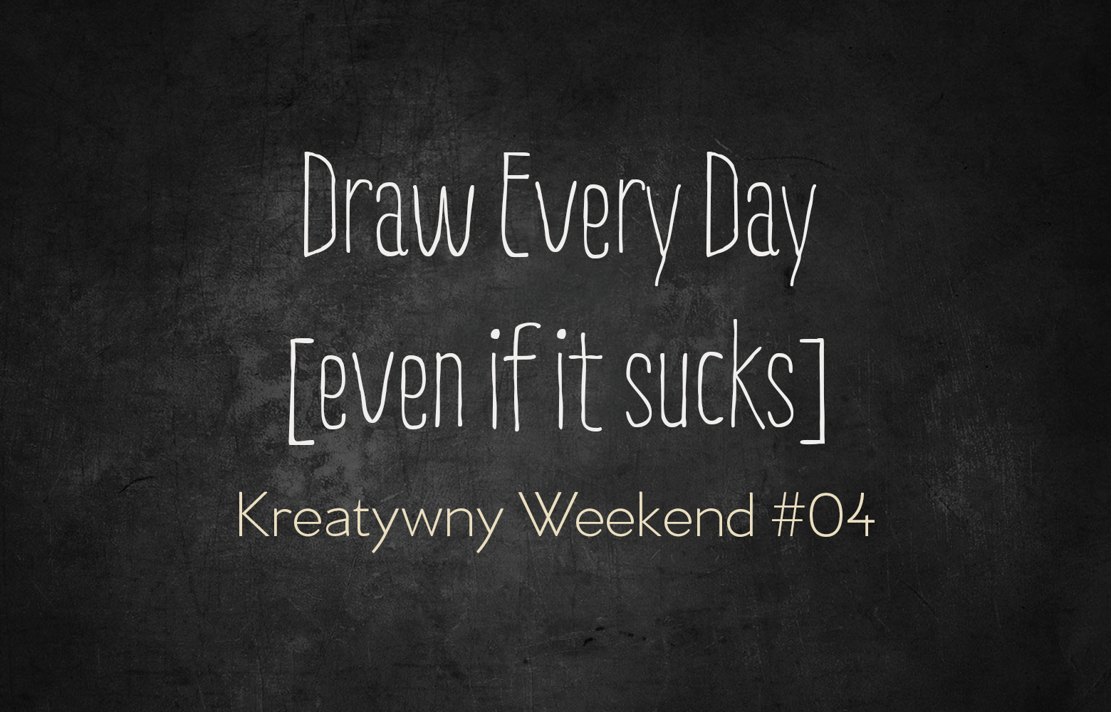 Kreatywny Weekend